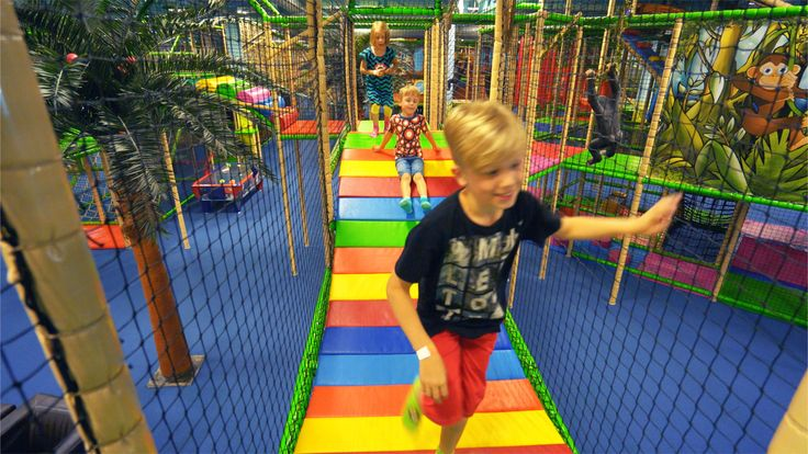 Fun Indoor Playground for Family and Kids at Leo's Lekland