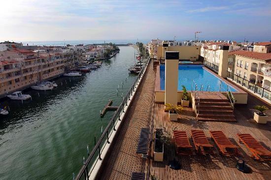Résidence Empuriabrava Marina - Location Espagne Pierre et Vacances