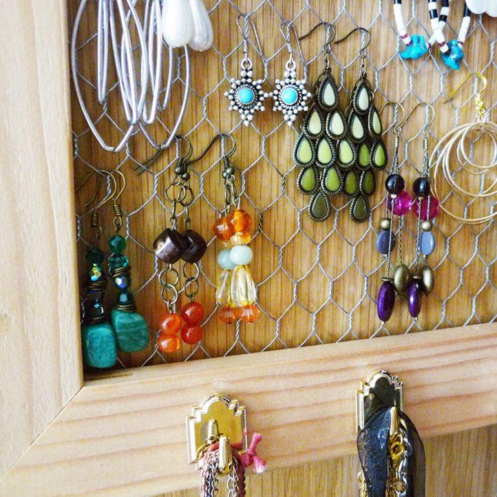 Best 20 Jewelry storage display ideas on Pinterest Diy jewelry