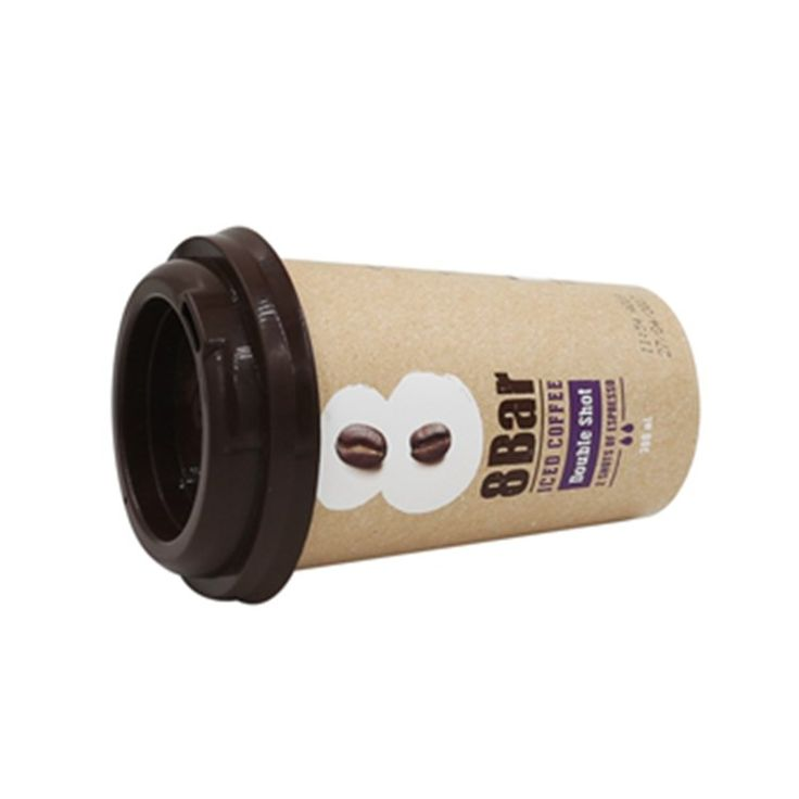 IML Plastic Coffee Cups with Lids wholesale,PP Custom Printed Coffee Mugs Manufacturers