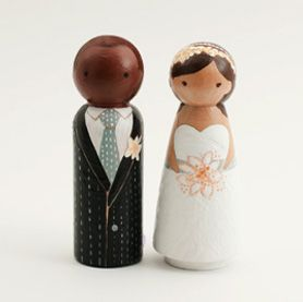 little cake toppers. com. I really need to find these wooden shapes