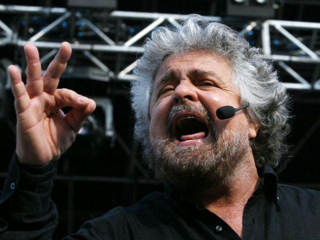 Gli Agitatori: Beppe Grillo