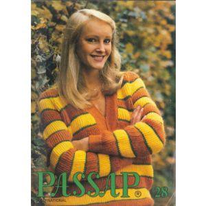 Link to download Passap #28 Pattern Book - Passap Patterns and Magazines - Passap