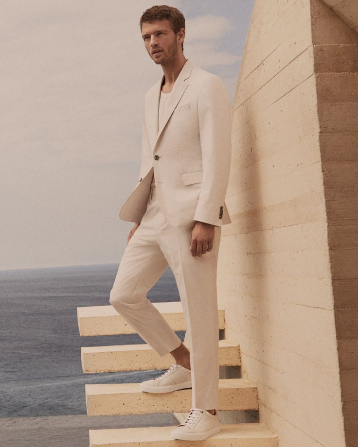 A step closer to summer: tailoring gets a fresh new look #SummerOfEase