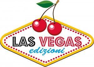 Il logo di Las Vegas edizioni, casa editrice indie di narrativa e varia. Tutti autori italiani di grande talento.