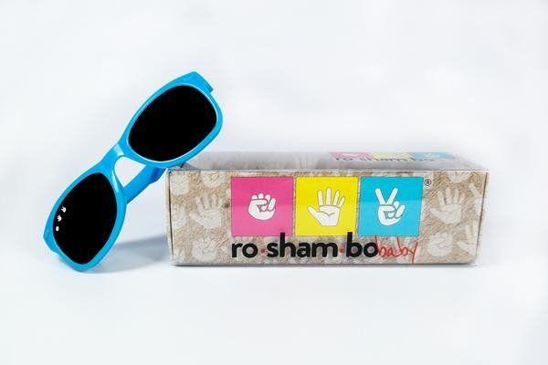 fraggle rock junior shades - ro•sham•bo baby - sunglasses - kids sunglasses - baby sunglasses - 1
