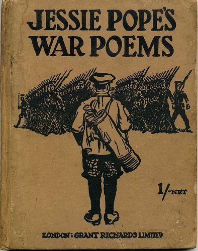 """jessie pope the call 1915 """"the call"""" this poem was written in 1915 by a female journalist jessie pope this poem is aimed at young men trying to get them to enlist and volunteer for the war."""