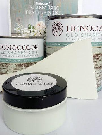 Lignocolor MADRID GREEN