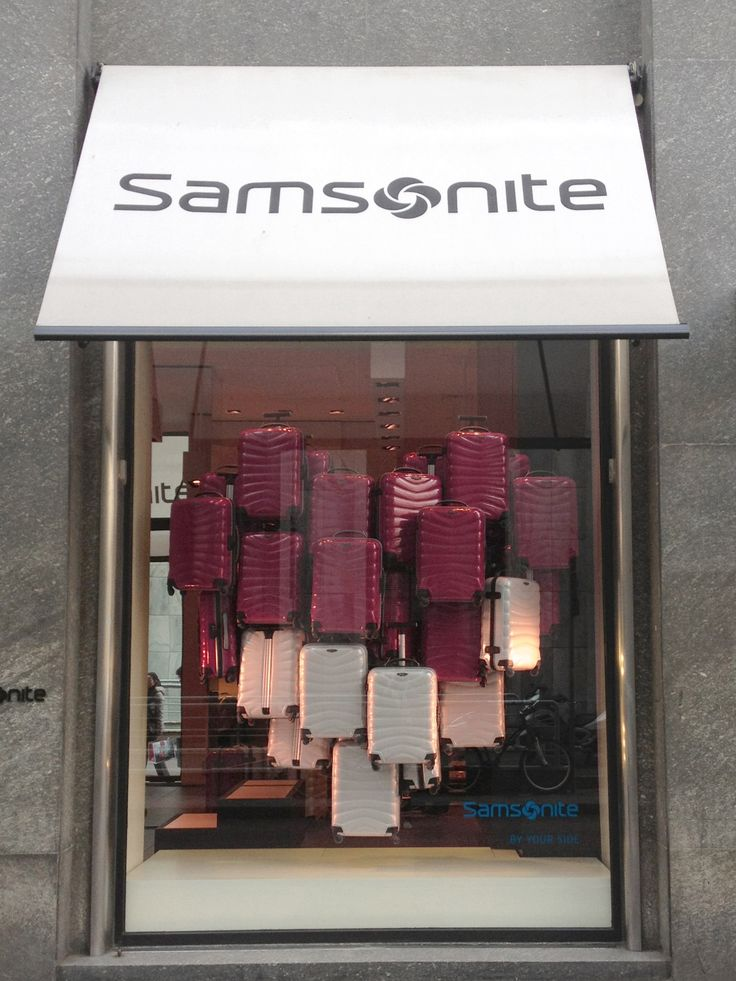 Samsonite Settembre 2012 The heart