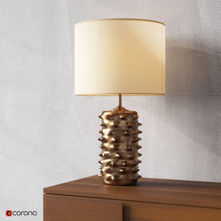 Free 3d model of THE CUMULOID TABLE LAMP BY PAMELA SUNDAY EXCLUSIVELY FOR VAN DEN AKKER, USA 2001    Download here: http://vladimirpospelov.ru/blog/?p=151