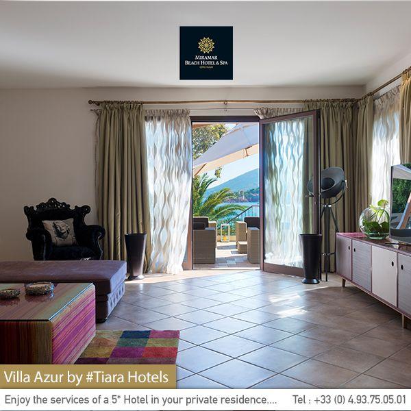 #Villa Azur - your lounge during your stay on the French Riviera. Votre salon pendant votre séjour   sur la #cotedazur.