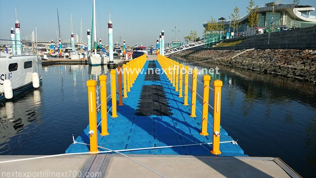 KOREA INTERNATIONAL BOAT SHOW 2015, ARA-MARINE IN KIMPO,KOREA, NEXT FLOAT, WALKWAY