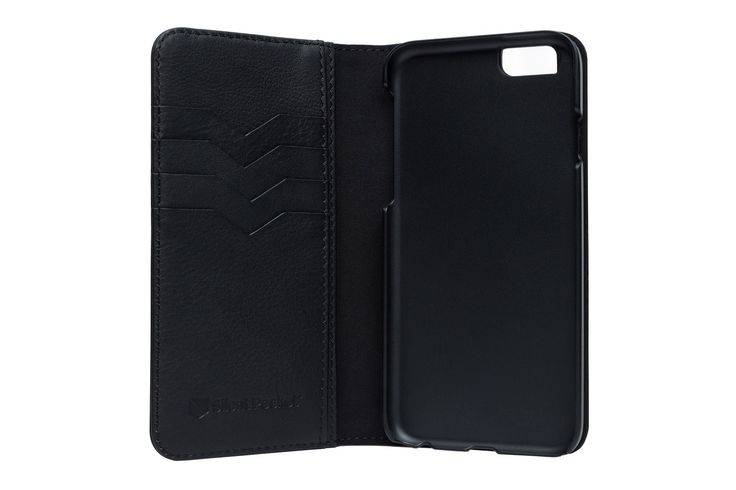 RFID-Blocking Foldover iPhone Case and Wallet