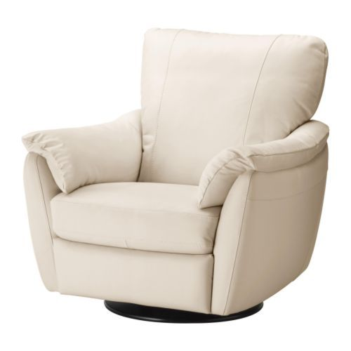 196 Lvros Swivel Rocking Reclining Armchair Mjuk Light