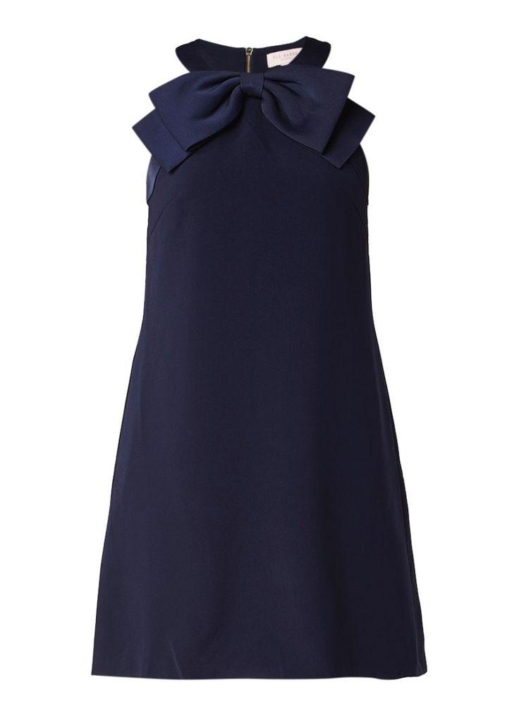 Op zoek naar Ted Baker Trixia jurk met strikdetail ? Ma t/m za voor 22.00 uur besteld, morgen in huis door PostNL.Gratis retourneren.