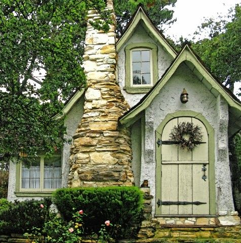 17 best images about my tiny house on pinterest buses for Tudor cottage house plans