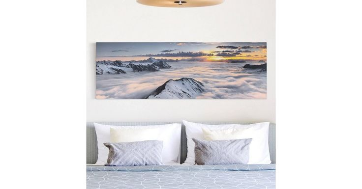 Canvas Picture Panorama »Top Nature Canvas Art«   – Products