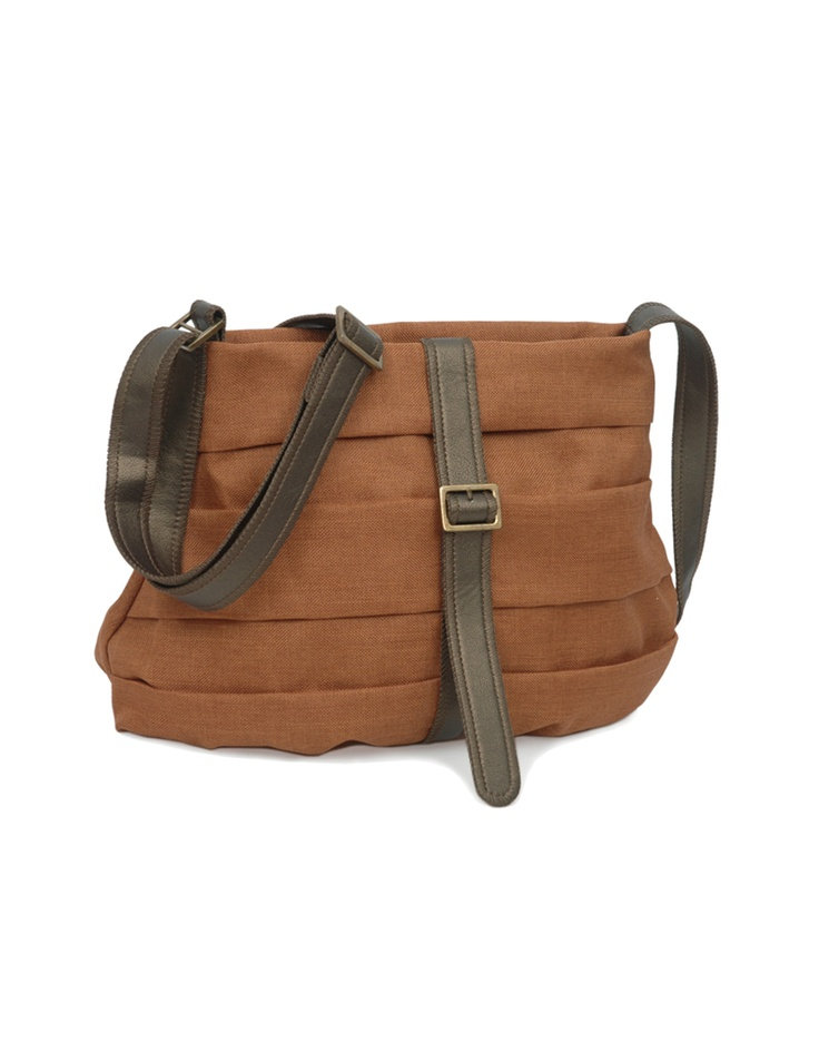 Fashionable sling bag from Baggit that is perfect to carry all your essentials along when you're on the run.