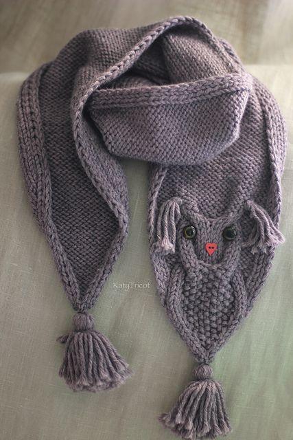 Ravelry: bloshka's Owl ways scarf
