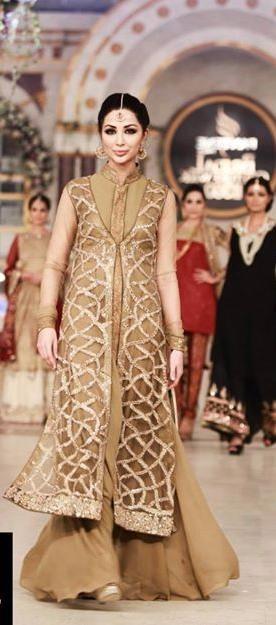 Pakistan bridal couture week 2014