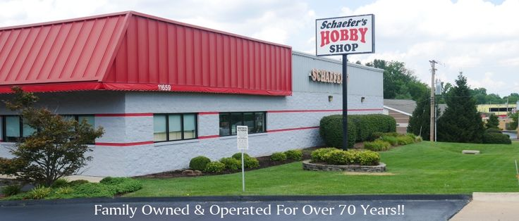 Schaefer's Hobby Shop - Arts, Crafts, Beads, & R/C | Schaefers