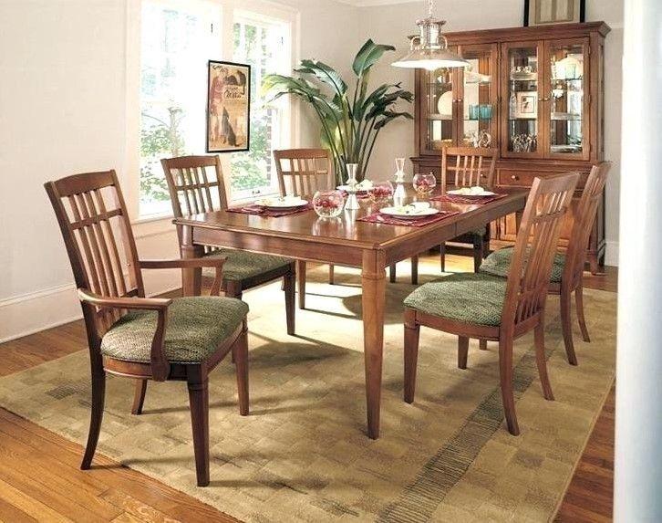 45+ Used thomasville dining room set Top