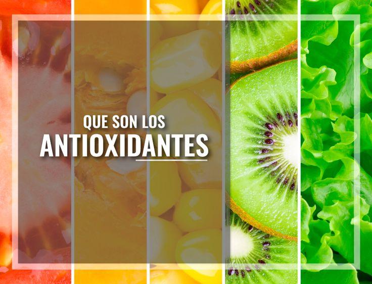 ¿Que son los antioxidantes y en que consiste este tratamiento?    #estrés #antioxidantes #vitaminac