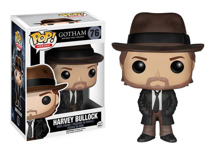 POP! TV: Gotham - Harvey Bullock