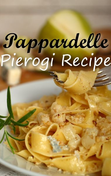 The Chew featured a fusion recipe for Michael Symon's Pappardelle Pierogi, and he explained his trick for caramelizing onions perfectly every time.