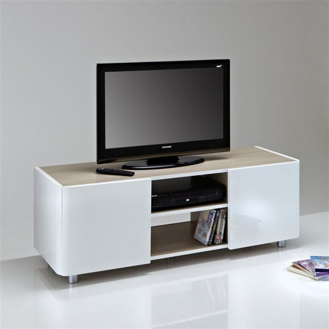 meuble tv design pour cran jusqu 39 60 pouces 152 cm. Black Bedroom Furniture Sets. Home Design Ideas