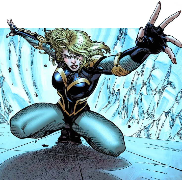 193 best images about Black canary on Pinterest