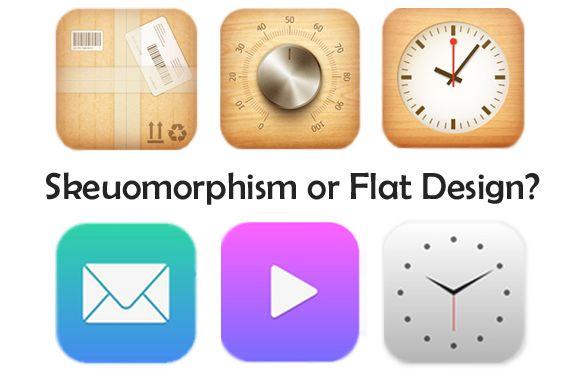 skeuomorphic design - Google Search