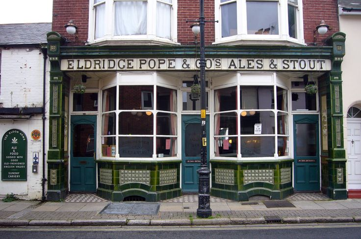 The Eldon Arms, dating from 1899, has bags of character.