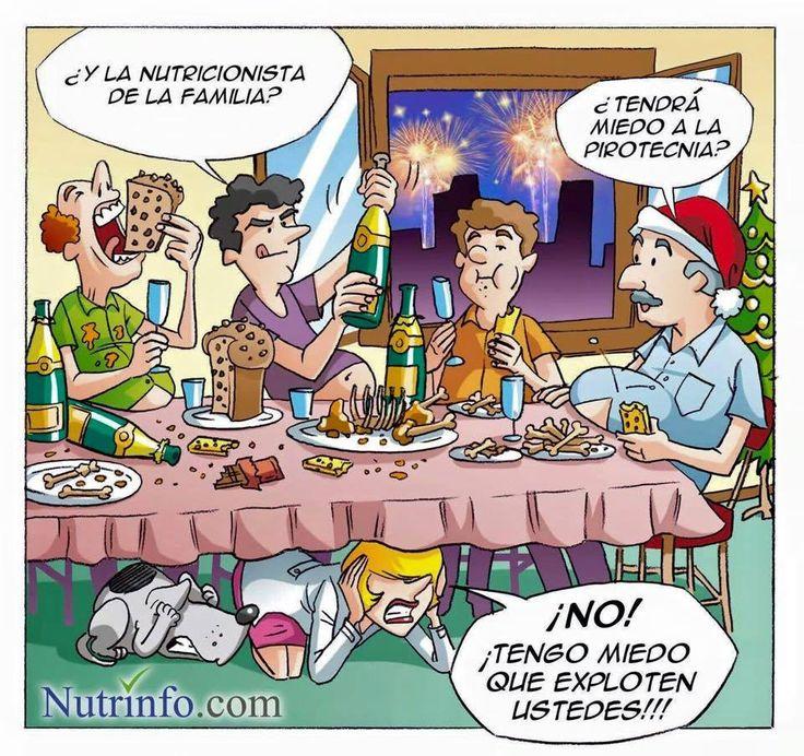 #humo #nutricion #dieta #navidad