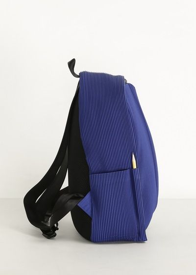 Issey Miyake PLEATS PLEASE Pleats Backpack (Blue)