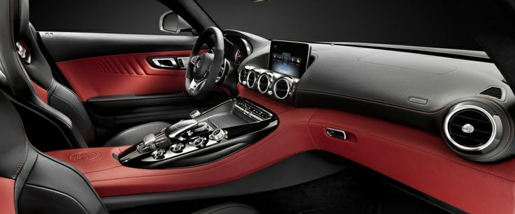Mercedes AMG officially revealed their latest car interiors