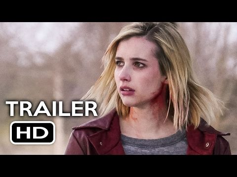The Blackcoat's Daughter Official Trailer #1 (2017) Emma Roberts Horror Movie HD - YouTube