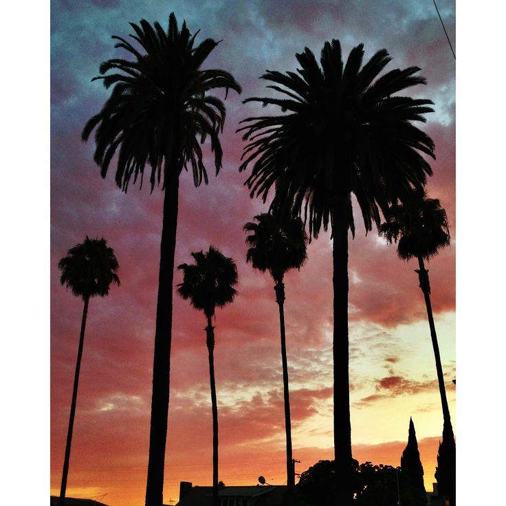 LA sunsets #PinToWin #NapoleonPerdis #NPSet #California #LA #LosAngeles