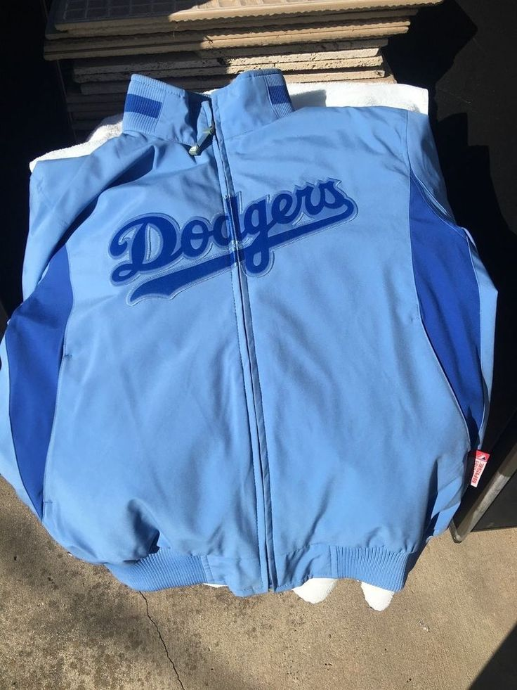 Dodgers jacket - Cooperstown by Majestic - Size large - Therma base