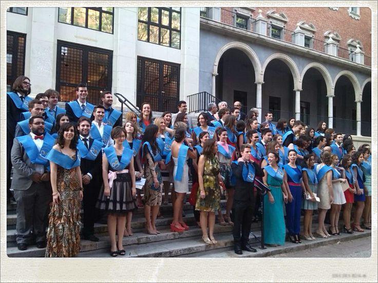 Grado en Estudios Ingleses, 2010-2014.