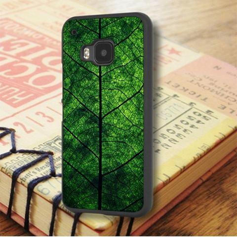 Nature Green Leaf Case HTC One M9 Case
