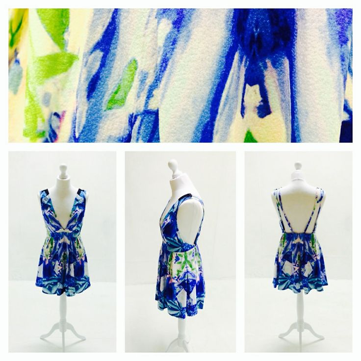 Floral. Fauna. www.thedressbox.co.uk
