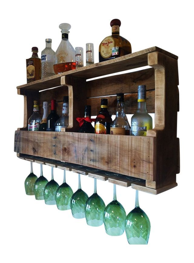 1000 Ideas About Rustic Wine Racks On Pinterest Wine