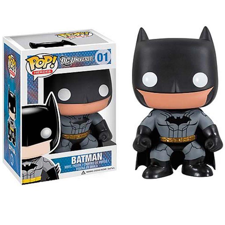 Funko DC Universe New 52 PX Exclusive POP Batman Vinyl Figure