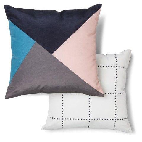 Splice Cushion - Reversible