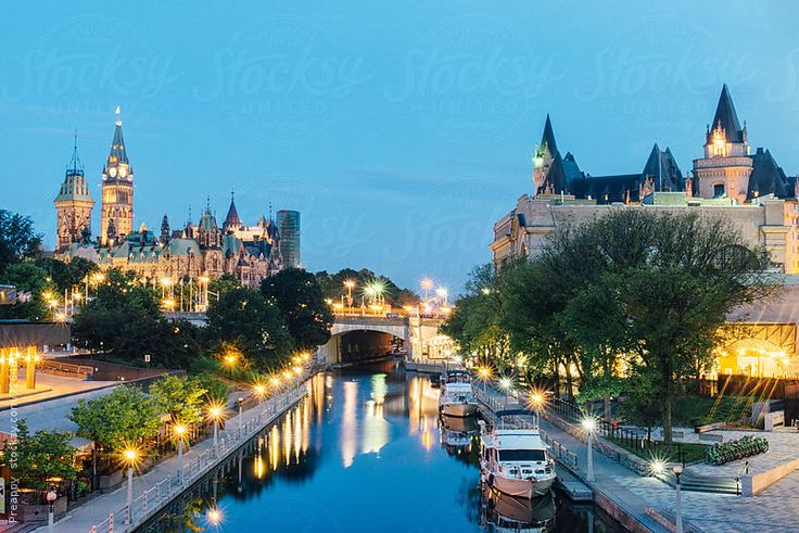 Ottawa the capital of Canada.