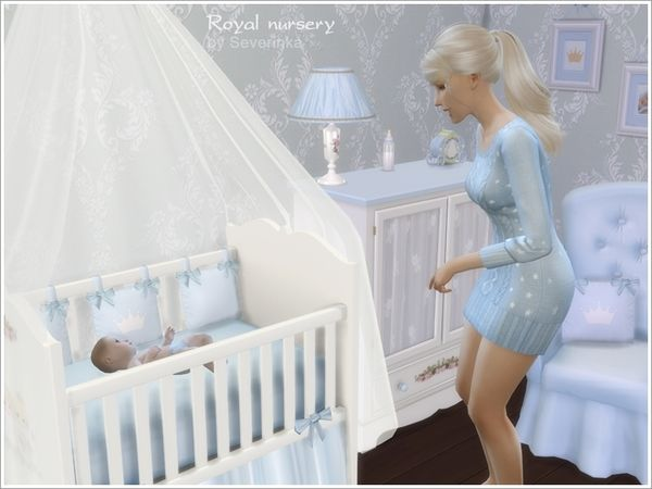Severinka S Royal Nursery Royal Nursery Nursery Sims