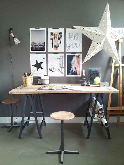 Creative Space at home