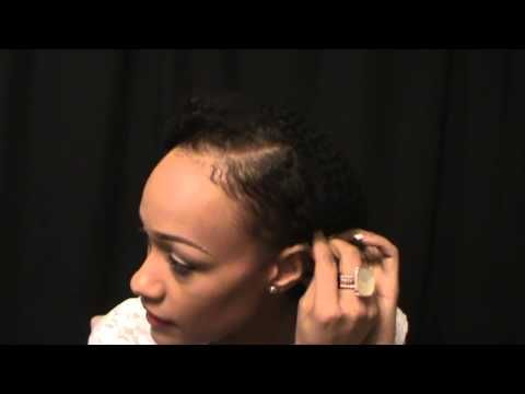 How To Rock A Hair Net!!!! - YouTube