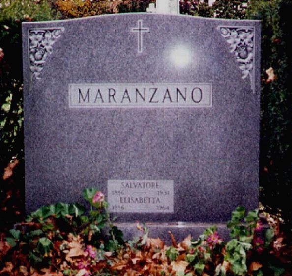Salvatore Maranzano | Salvatore Maranzano (1886 - 1931 ...